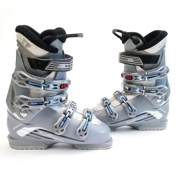 Salomon Breeze Irony Ski Boots Thermic